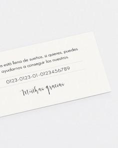 """Lista de boda """"Fotomatón"""""""