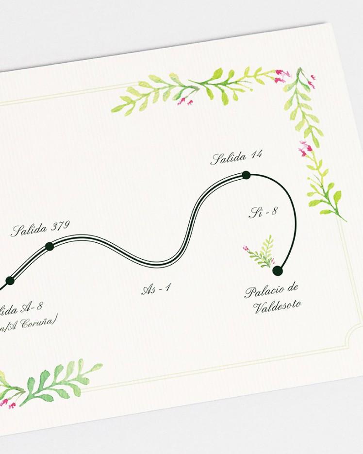 "Mapa ""Primavera"""
