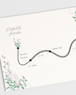 Mapa boda Hiedra y Brezo