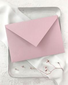sobres rosa invitaciones boda