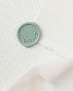 Barras de Lacre Verde Menta - Edición Limitada (Pack de 5)