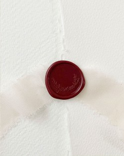 Barras de Lacre Rojo Burdeos Tradicional (Pack de 5)
