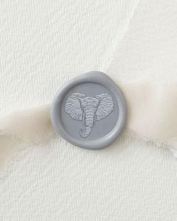 Sello de Lacre Elefante