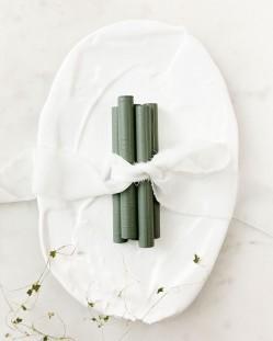 Barras de Lacre Verde Sequoia (Pack de 5)