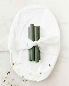 barra lacre verde sequoia