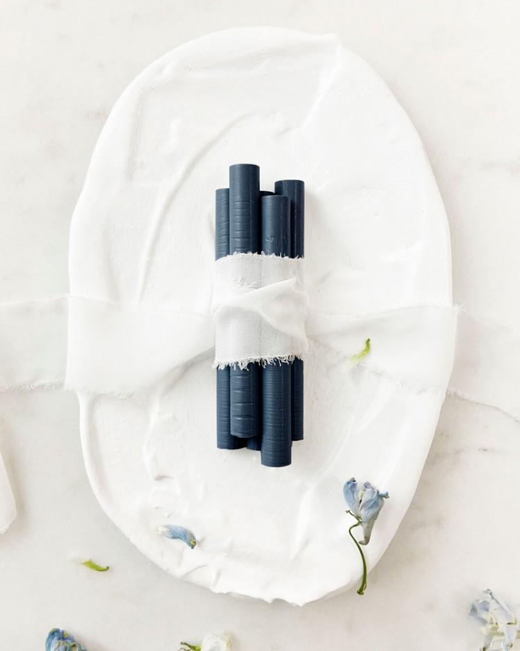 Barras de Lacre Azul Marino (Pack de 5)