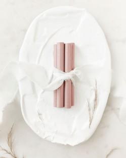 Barras de Lacre Rosa Nude (Pack de 5)