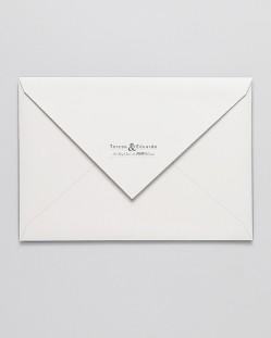 "Sello de caucho ""Ampersand postal"""