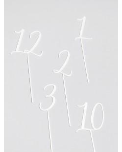 """Números de mesa """"Symbol"""""""