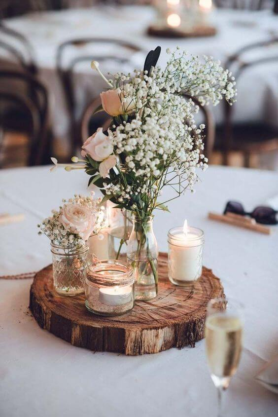 Tendencia en decoración Vintage-Modern Wedding