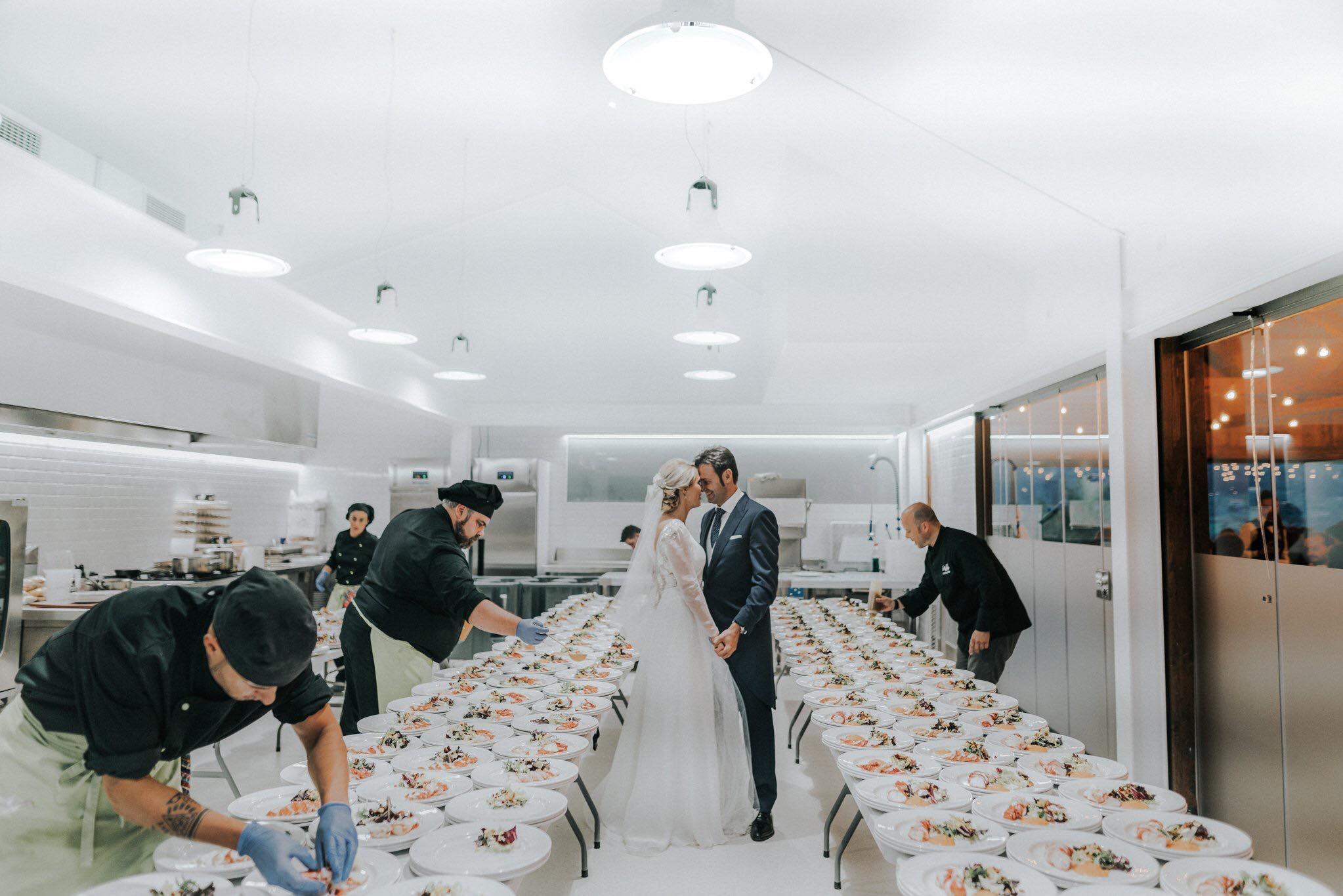 Mejores proveedores de boda La Tabla Marmarina Elige