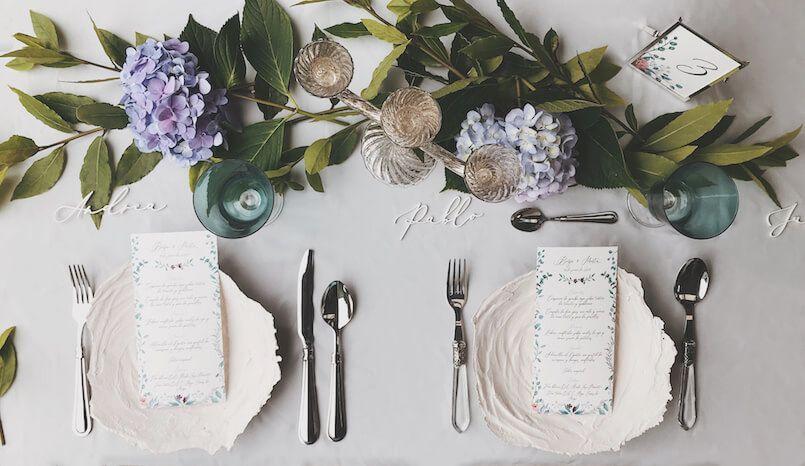 Mejores proveedores Marmarina Papelería de boda