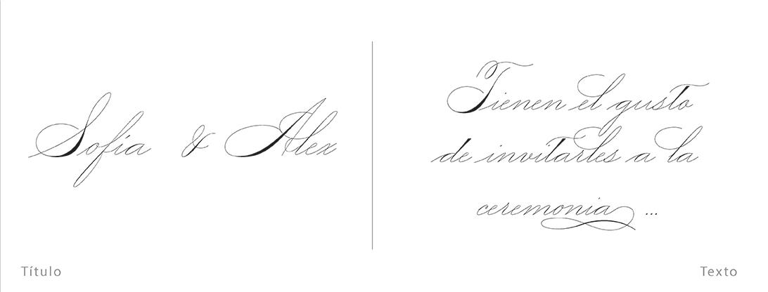 Tipografía Tipo 4